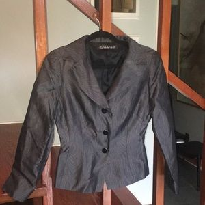 Tahari taffeta jacket in beautiful condition/C